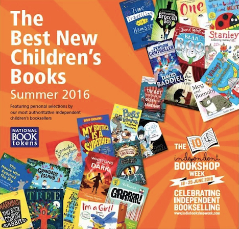 Guardian Best New Children's Books